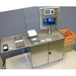 Рабочее место контроля герметичности блистерной упаковки РМКГ-МЕДИ