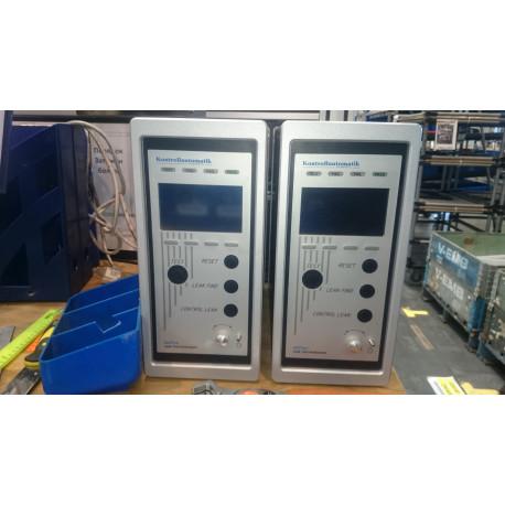 Калибровка течеискателей NOLEK S9, S9 Lite, TS500, TS600, deFLUX